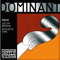 Dr Thomastik 135 Violin Set 3/4 Dom Ball