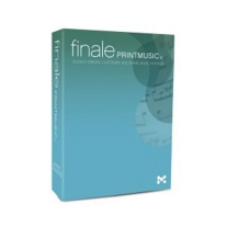 Alfred Finale PrintMusic® 2014