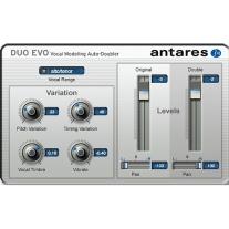 Antares Duo Evo Auto-Doubler Plug-In
