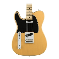 Fender Player Telecaster Electric Guitar - Maple LH Fingerboard - Buttercream