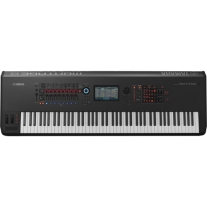 Yamaha Montage 8 - 88-Key Flagship Music Synthesizer
