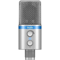 IK Multimedia iRig Mic Studio Digital Studio Microphone