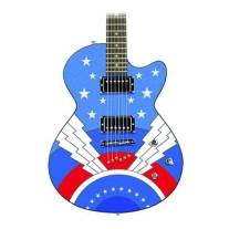 Daisy Rock Candy Graphic Super Guitar Girl