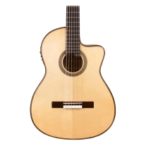 Cordoba Fusion Series 14 Maple Acoustic Electric Nylon String with Gig Bag