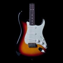 Fender 2014 Anniversary 64 Closet Classic Strat 3-Tone Sunburst