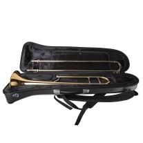 Jupiter XO Series Professional Bb Slide Trombone with Rose Brass Bell
