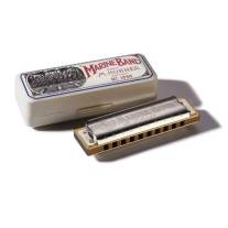 Hohner Marine Band Harmonica, Key of Bb