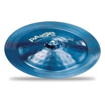 "Paiste 900-Series Colorsound China - 18"" - Blue"