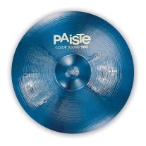 """Paiste 900-Series Colorsound Hi-Hats - 14""""- Blue"""