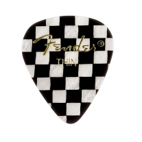 Fender 351 Shape Graphic Picks (12-Pack)
