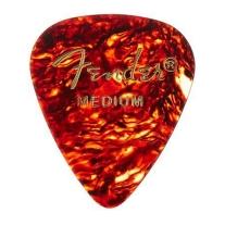 Fender 351 Shape Classic Celluloid Shell Medium Guitar Pick - 12-Pack