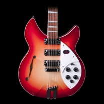 Rickenbacker 1993 Plus 12-String Electric Guitar In Fireglo