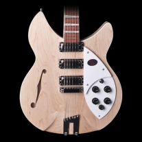 Rickenbacker 1993 Plus 12-String Guitar In Mapleglo