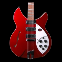 Rickenbacker 1993 Plus 12-String Ruby w/ Case