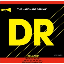 DR Strings FL45 Legend Flat Wound Medium Bass Strings