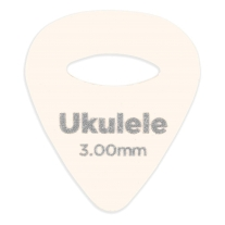 D'Addario Felt Ukulele Picks, 4-Pack