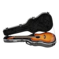 SKB Shallow Acoustic Roundback Shaped Hardshell Case