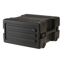 SKB 1SKB-R6W Space Rack with In-Line Wheels, TSA Latches, and Handle