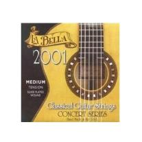 La Bella 2001M Medium Tension Classical Guitar Strings