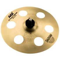 "Sabian 21000X AAX 10"" Ozone Splash Cymbal"