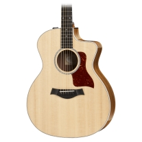 Taylor 214CE Deluxe Limited Edition Full Gloss Acoustic Electric Guitar
