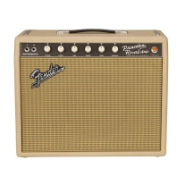 Fender Limited Edition 1965 Princeton Reverb Tube Guitar Combo Amplifier in Tan