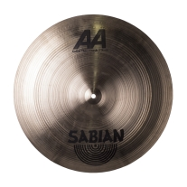 "Sabian AA Series 17"" Extra Thin Crash Cymbal"