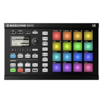 Native Instruments MASCHINE Mikro MK2 (Black) w/ Native Instruments KOMPLETE 11 Bundle