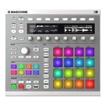 Native Instruments Maschine MK2 Production Studio Machine in White
