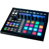 Native Instruments MASCHINE MK2 (Black) w/ Komplete 11 Ultimate Upgrade for Komplete Select