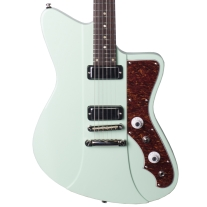 Eastwood Mondata Jr Electric Guitar In Oceanside Green