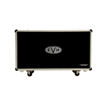 EVH 5150 III 2x12 Guitar Cabinet in Ivory