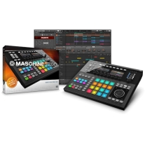 Native Instruments Maschine Studio in Black W/Komplete 11 Upgrade