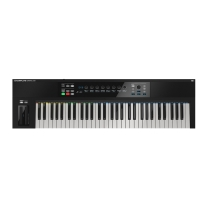 Native Instruments Komplete Kontrol S61 W/Komplete 11 Ultimate Upgrade for Komplete Select