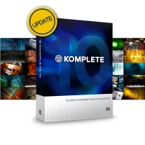 Native Instruments Komplete 10 Update for Owners of K2 - K9