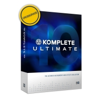 Native Instruments Komplete 10 Ultimate Crossgrade