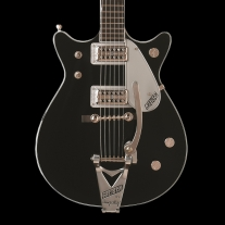 Gretsch G6128T-1962 Duo Jet™ Electric Guitar Black