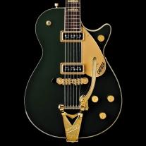 Gretsch G6128TCG Duo Jet™ Electric Guitar Cadillac Green