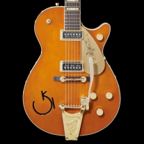 Gretsch G6121-1955 Chet Atkins® Solid Body Electric Guitar Tangerine