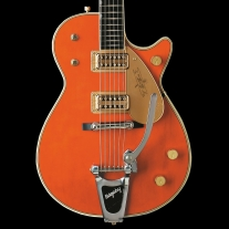Gretsch G6121-1959 Chet Atkins Solid Body Electric Guitar Western Maple Stain