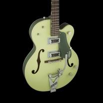 Gretsch G6118T-60 Vintage Select '60 Anniversary Guitar 2-Tone Smoke Green