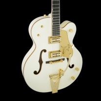 Gretsch G6136T-59 Vintage Select Edition '59 Falcon™ Guitar Vintage White
