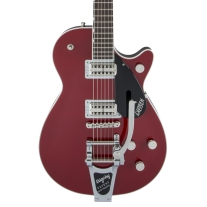 Gretsch G6131T Players Edition Jet FT Electric Guitar in Vintage Firebird Red
