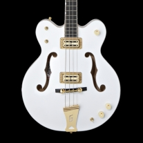 Gretsch G6136LSB White Falcon™ Bass White