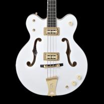 Gretsch G6136LSB White Falcon™ Bass White
