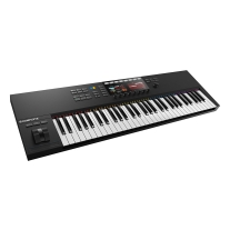 Native Instruments KOMPLETE KONTROL S61 MK2 61-Key Controller for KOMPLETE
