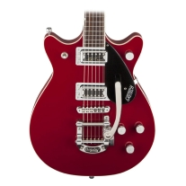 Gretsch G5655T-CB Electromatic Center Block Guitar with Bigsby in Rosa Red