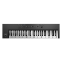 Native Instruments KOMPLETE KONTROL A61 - 61-Key Controller for KOMPLETE
