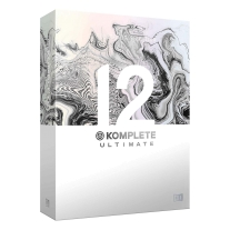 Native Instruments Komplete 12 Collector's Edition Upgrade From V8 Thru V12
