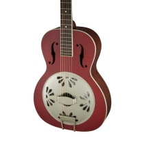 Gretsch Limited Edition G9241 Alligator Biscuit Round Neck Resonator